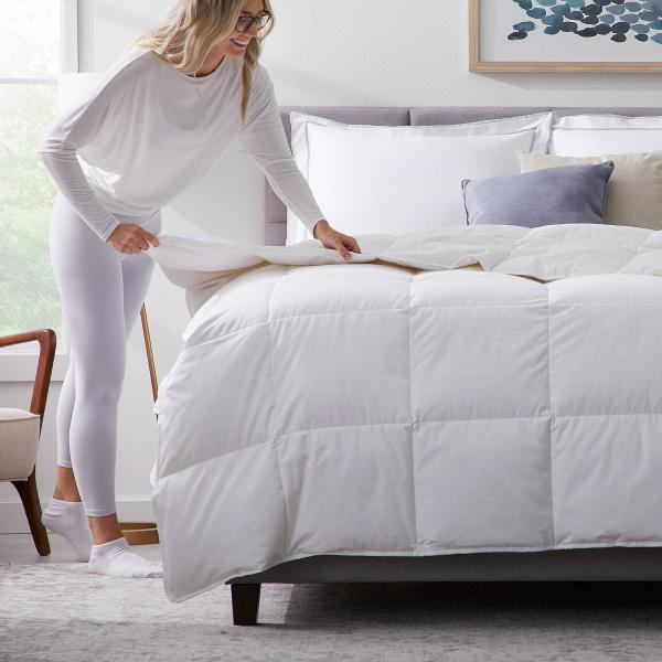Sleeping with Clouds™ Premium Down Comforter