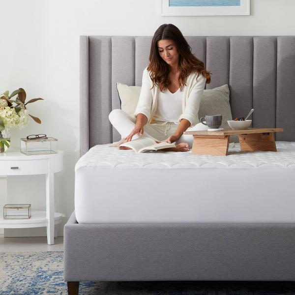 Safe in Bed™ Mattress Pad